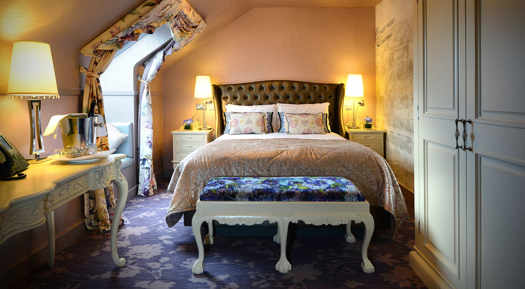 Boutique Queen Bedroom