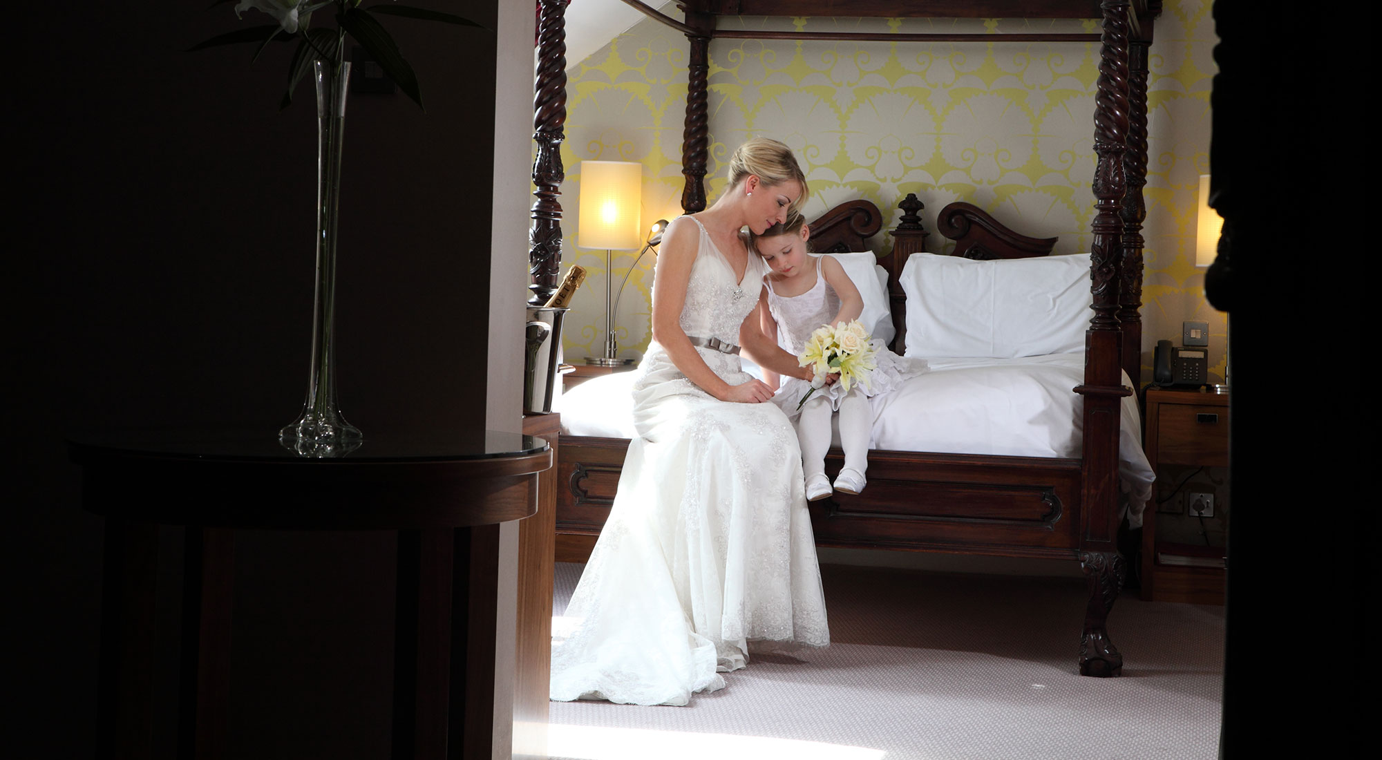 Weddings at Clontarf Castle Hotel