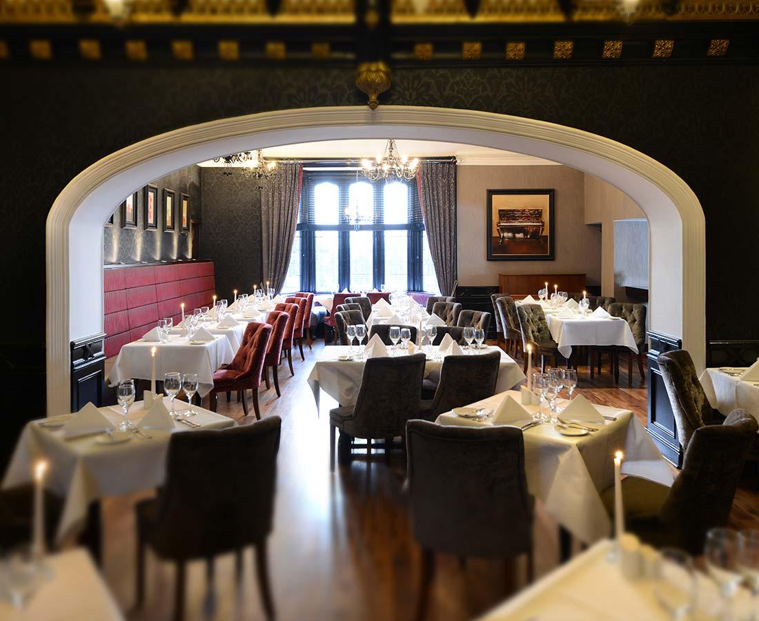 Fine dining restaurant table setup - Fine Dining Restaurant Table Setup