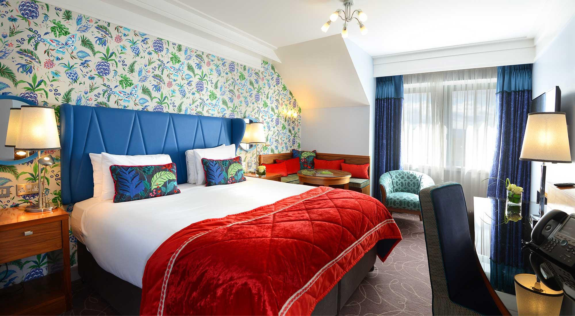 Deluxe Hotel Rooms Accommodation Dublin Dublin Castle